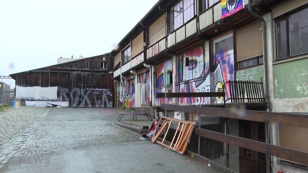 Besetztes Haus an der Berner Weissensteinstrasse: Besetzer sammeln Unterschriften, um bleiben zu können