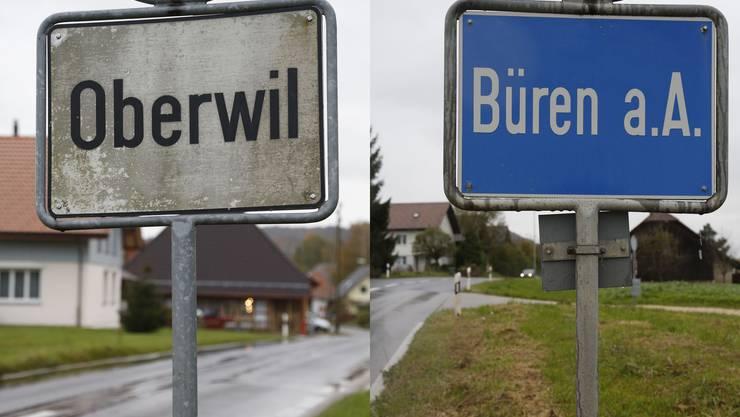 Oberwil und Büren