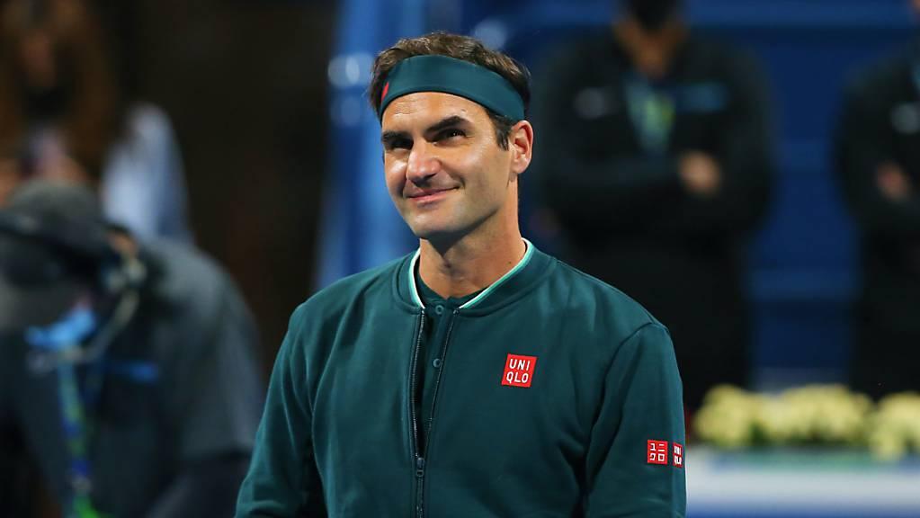 Roger Federer kehrte mit einem hart erkämpften Sieg zurück auf die ATP Tour.