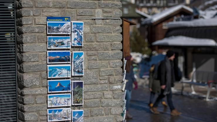 Die Schweiz ist immer weniger ein Postkartenland.