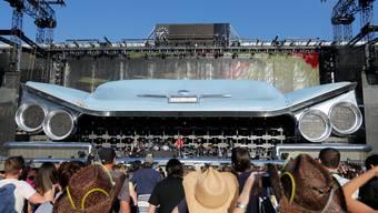 Konzert von Jon Bon Jovi in Bern