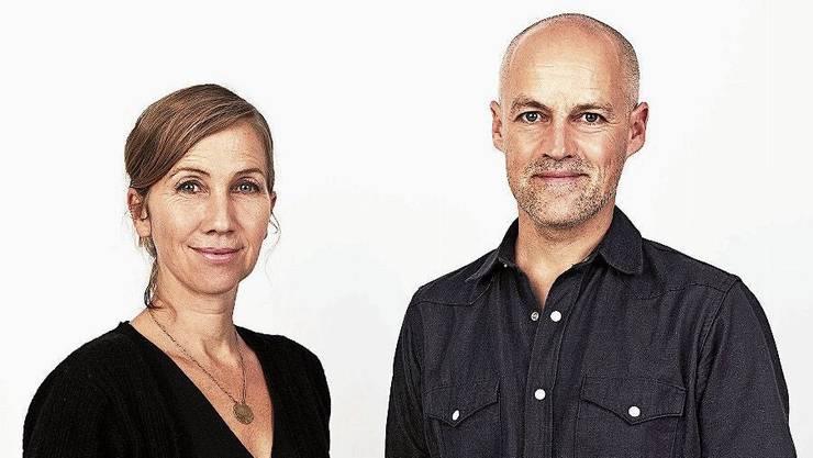 Monika Fischer und Mathias Braschler.