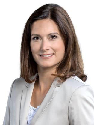 Hat 2015 schon sehr gut abgeschlossen: Maja Riniker (FDP).