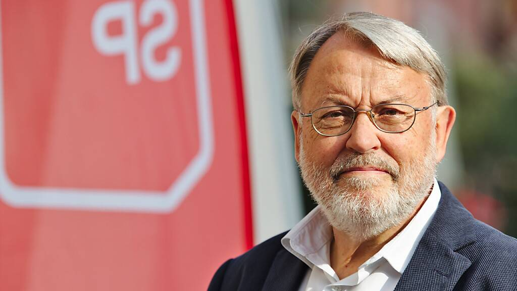 Max Lemmenmeier tritt als St.Galler SP-Präsident zurück