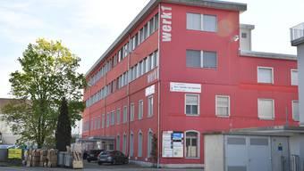 Mehr Platz an der Industriestrasse 36: Der neue Standort der k&w Schulen in Olten.