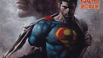 Comicheld Superman will nicht mehr Staatsbürger der USA sein