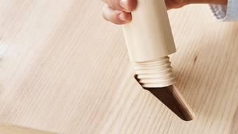 Making-of-Video: So hat Ikea den Keildübel erfunden.