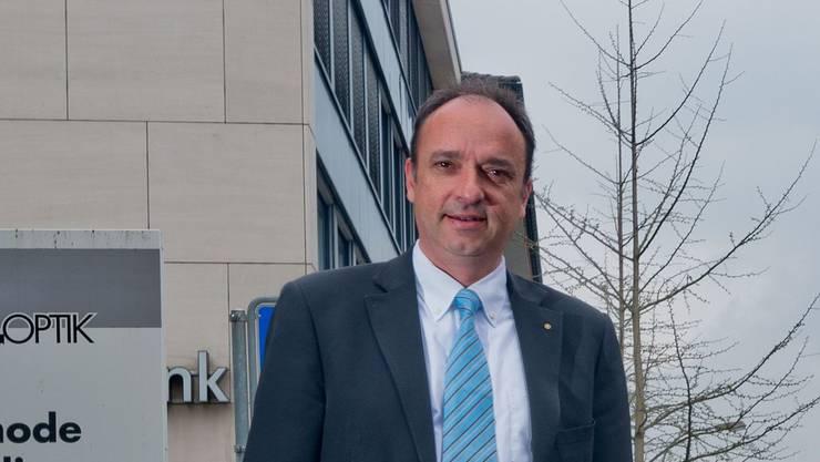 Gemeindeammann Markus Dith will den Masterplan
