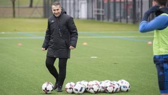 FC Wohlen-Trainer Ranko Jakovljevic