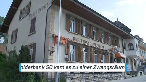 Restaurant Eintracht muss Zwangsräumung hinnehmen