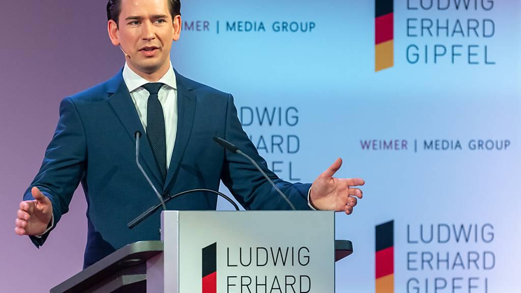 Österreichs Kanzler Kurz fordert Ende der deutschen Quarantäne-Regeln