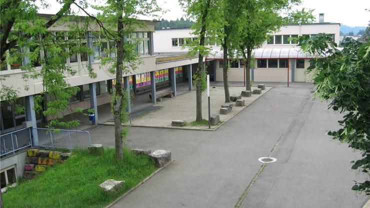 Mit einem Umbau des Schulhauses sollen die Voraussetzungen für die künftigen Anforderungen geschaffen werden. zvg
