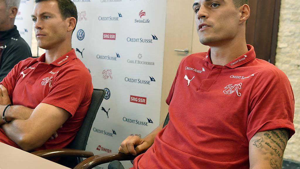 Granit Xhaka und der Spielerrat des Nationalteams äussern sich zur Doppeladler-Affäre