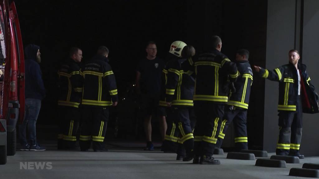 Bombenähnlicher Gegenstand im freiburgischen Léchelles entdeckt