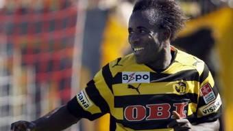 Der Ivorer Seydou Doumbia erzielte bereits seinen fünften Saisontreffer