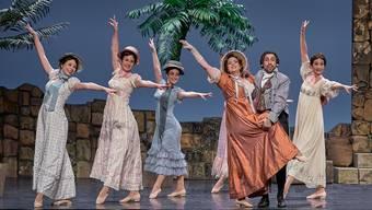 2019 führte die Operettenbühne Bremgarten im Casino die Produktion «Paganini» auf. (Archivbild)