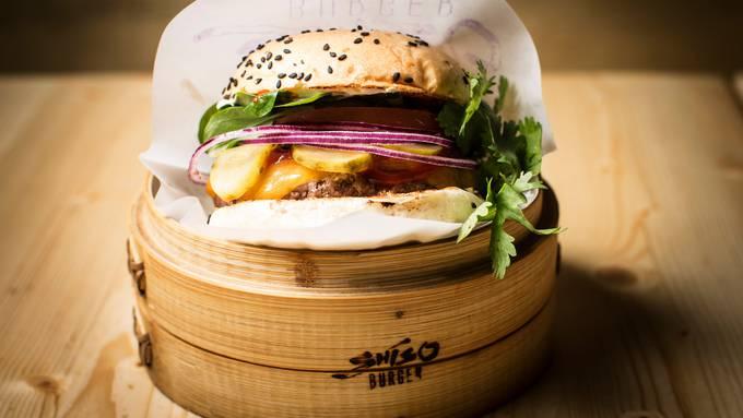 Burger mit asiatischem Twist: Shiso Burger plant in der Schweiz bis zu zehn Filialen.