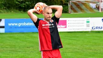 Nikica Juric vergab eine Ausgleichschance für Klingnau.