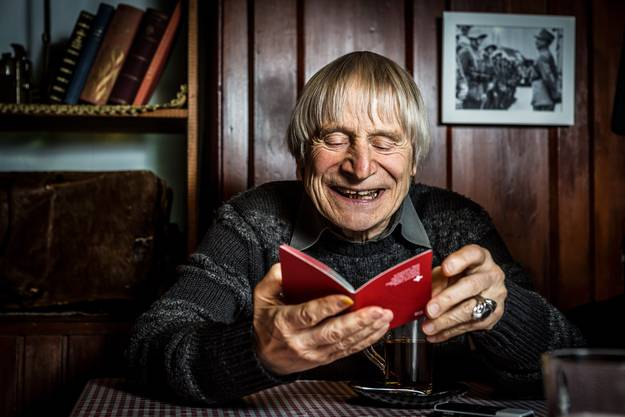 Dimitri im Februar 2015