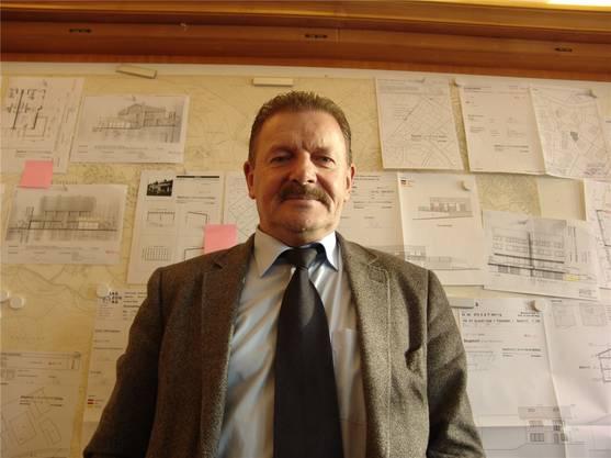 Victor Gähwiler (FDP, bisher)