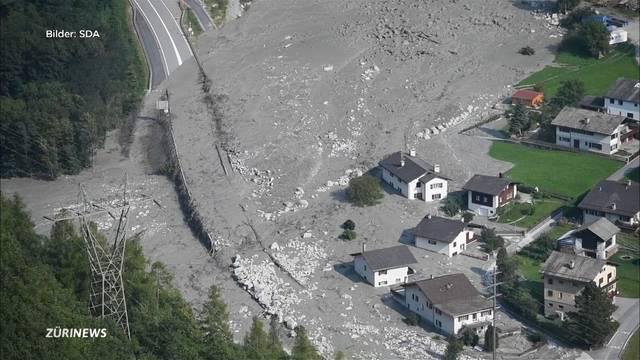 Keine Hoffnung mehr für Bergsturz-Vermisste