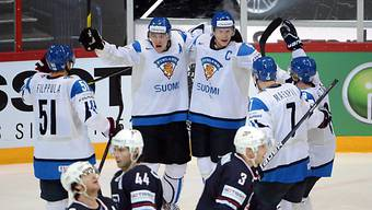 Gastgeber Finnland will auch heute im Halbfinal jubeln