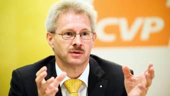 Ständeratskandidat Kurt Schmid will mit SVP-Anliegen punkten.