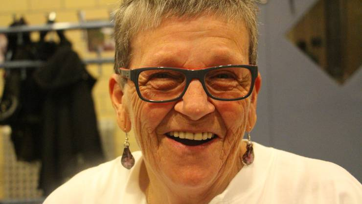 Rosmarie Zgraggen, 73, Schöftland