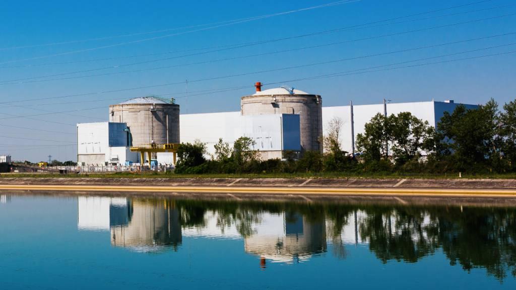Vor Stilllegung: Reaktor in Fessenheim ungeplant heruntergefahren