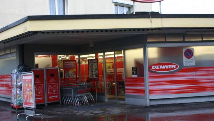 An der Poststrasse in Affoltern hat Denner zu wenig Platz für einen Ausbau.