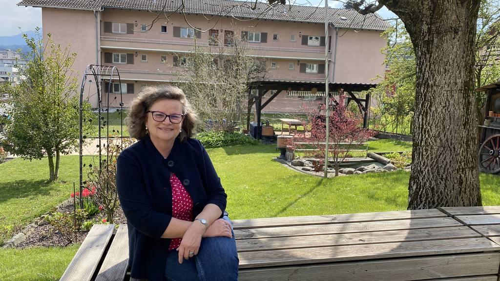 Karin Saturnino aus Emmenbrücke