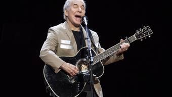 Am 22. September will Paul Simon in New York das Abschlusskonzert der Tournee geben. (Archiv)