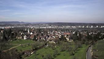 Arlesheim soll laut neuem Zonenplan zu 50 Prozent grün bleiben. (Archiv)