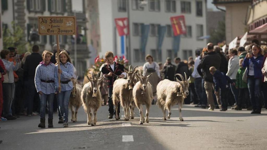 Kein Fest wegen Corona: Entlebucher Alpabfahrt abgesagt