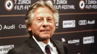 Roman Polanski 2011 bei einer Preisübergabe am Zurich Film Festival