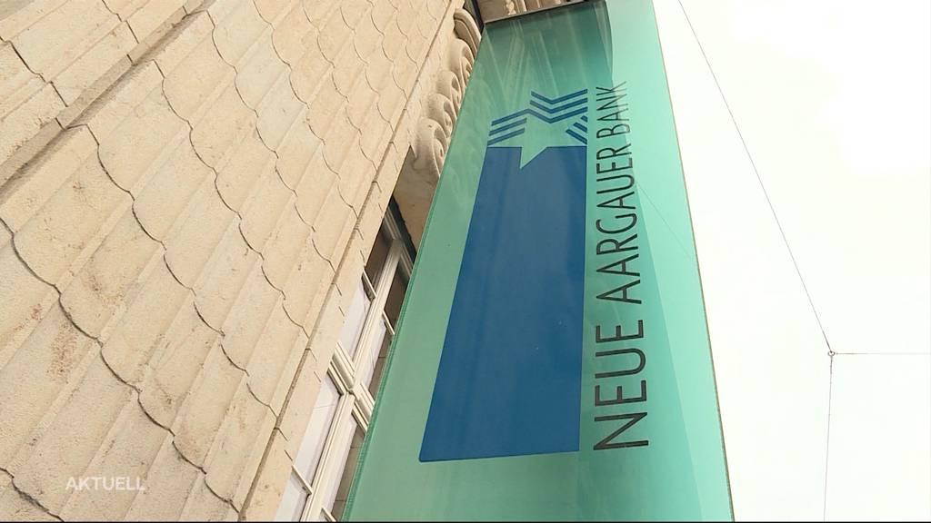 Schock-Nachricht für Aargauer Bankenwesen: NAB verschwindet