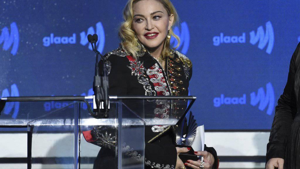 Vor dem 2. Halbfinal: Auftritt von Madonna ist gesichert