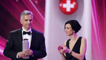 Die Swiss Awards zeichnen herausragende Schweizer Persönlichkeiten des vergangenen Jahres aus