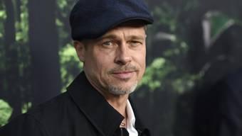 Wieder Gefühl in den Fingerspitzen: Schauspieler Brad Pitt hat das Trinken aufgegeben. (Archivbild)