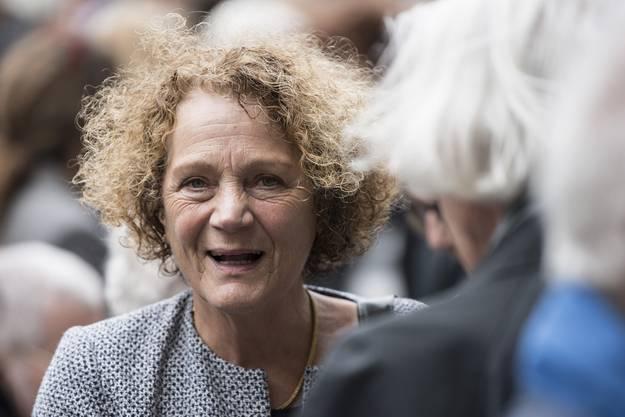 Therese Frösch, ehemalige Berner Gemeinderätin