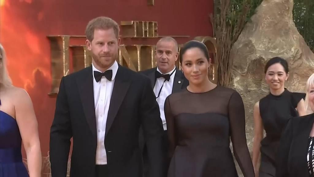 Prinz Harry und Herzogin Meghan erneut Eltern geworden