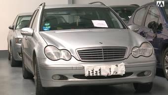 Vor fünf Monaten wurde der Mercedes von Werner K. beschlagnahmt – nun erhält der Raser das Auto zurück.