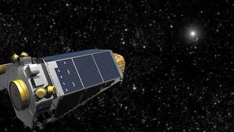 """Weltraumteleskop """"Kepler"""" sucht seit 2009 Planeten ausserhalb unseres Sonnensystems.  (Archiv)"""