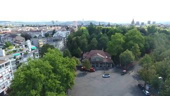 Der Wielandplatz wird umgestaltet. (Archiv)