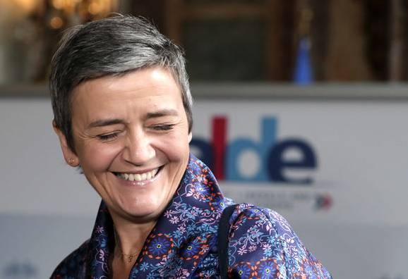 Will Jean-Claude Juncker beerben: Margrethe Vestager.