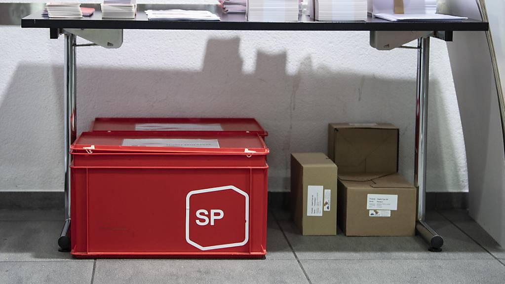 Die SP tagt am Samstag in St. Gallen. Die Traktandenliste ist üppig. (Archivbild)