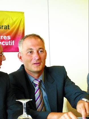 Bernhard Pulver: Er will die Grünen weiterhin in der Regierung vertreten.
