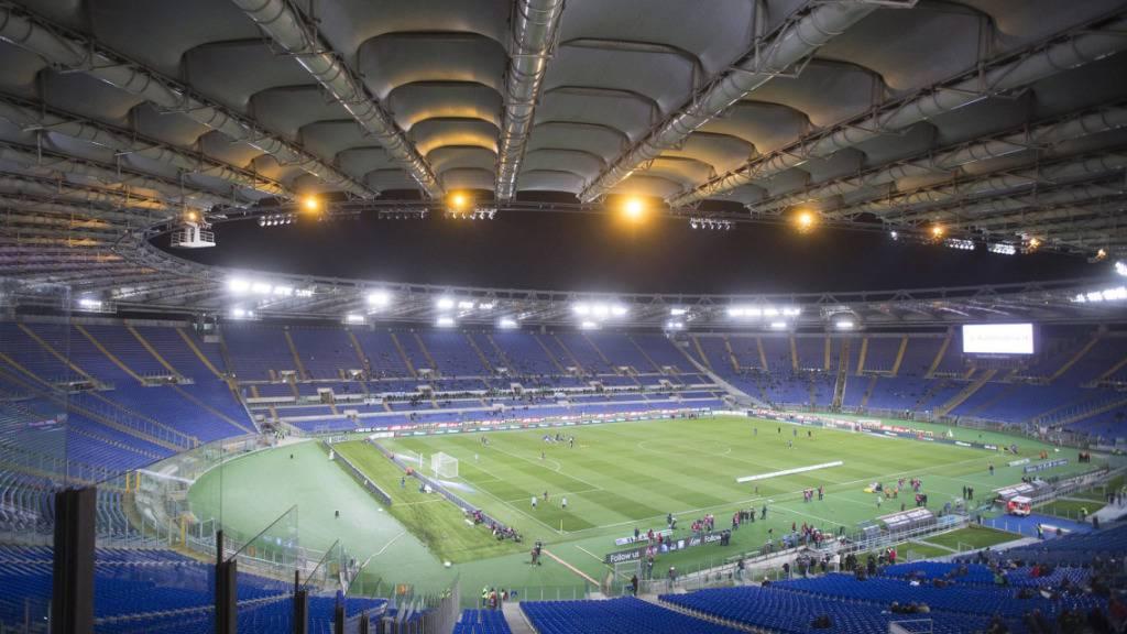 Das Stadio Olimpico in Rom wird der Auftaktort der paneuropäischen EM