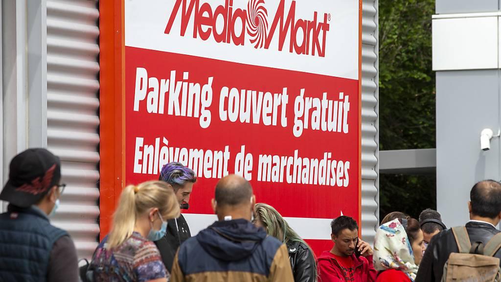 Media-Markt-Mutter sichert sich 1,7 Milliarden-Hilfe