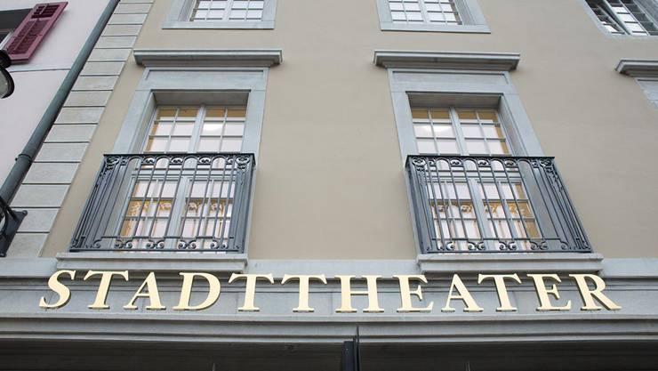 Impressionen aus dem sanierten Stadttheater Solothurn